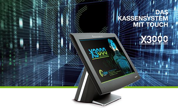 X3000 ist das Gastronomie-Abrechnungs- und Kontrollsystem für den modernen Unternehmer.